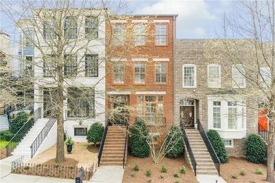Cumming Condo/Townhouse For Sale: 6129 Vickery Creek Road