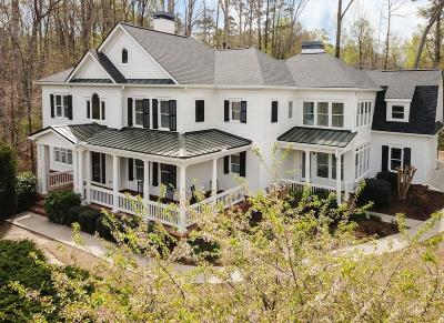 Alpharetta Single Family Home For Sale: 385 Newcastle Drive
