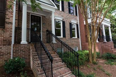 Roswell Condo/Townhouse For Sale: 1104 New Haven Way