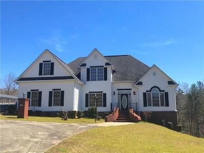Dawsonville Single Family Home For Sale: 130 Trout Shoals Road