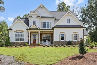 Roswell Single Family Home For Sale: 1268 Oakshaw Run
