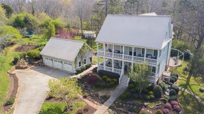 Dawsonville Single Family Home For Sale: 214 Grizzle Farm Road