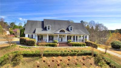 Cartersville Single Family Home For Sale: 16 Eagles View Drive NE