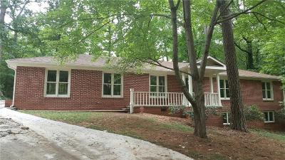 Decatur Single Family Home For Sale: 1604 Springbrook Drive
