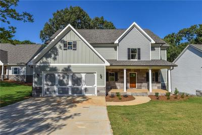 Buford Single Family Home For Sale: 414 Thunder Road