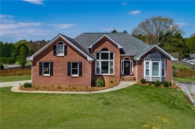 Loganville Single Family Home For Sale: 3167 Fieldcrest Road