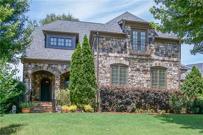 Kennesaw Single Family Home For Sale: 4851 Gresham Ridge Drive NE