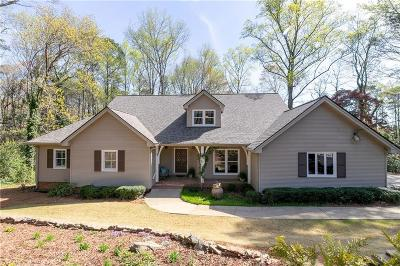 Sandy Springs Single Family Home For Sale: 8785 Huntcliff Trace