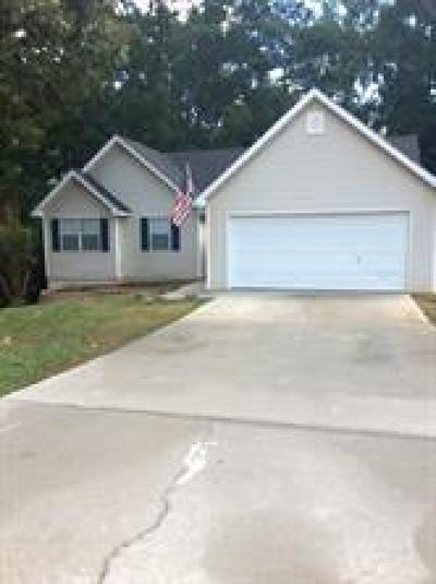 Cartersville Single Family Home For Sale: 35 Stonecreek Drive SW