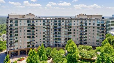 Cherokee County, Cobb County, Paulding County Condo/Townhouse For Sale: 2950 Mount Wilkinson Parkway SE #1009
