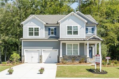 Powder Springs Single Family Home For Sale: 2277 Stroller Drive