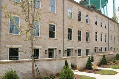 Roswell Condo/Townhouse For Sale: 205 Old Orchard Lane #6