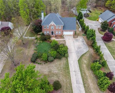 Barrow County, Forsyth County, Gwinnett County, Hall County, Newton County, Walton County Single Family Home For Sale: 6613 Windvane Point