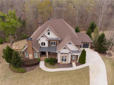 Braselton Single Family Home For Sale: 2172 Crimson King Drive
