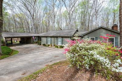 Gainesville Single Family Home For Sale: 4739 Sherman Allen Road