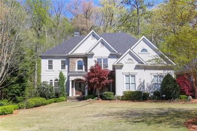 Marietta Single Family Home For Sale: 4841 Rivercliff Drive