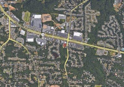 Acworth Residential Lots & Land For Sale: 4321 McClure Road NW