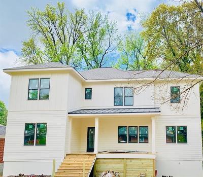 Kirkwood Single Family Home For Sale: 2157 Wisteria Way NE