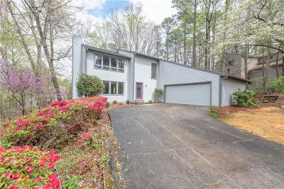 Roswell Single Family Home For Sale: 4290 Inverness Court NE