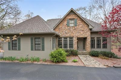 Jasper Single Family Home For Sale: 879 Hunters Trace