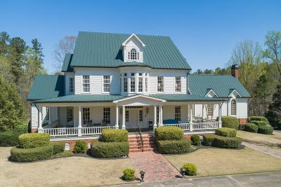 Cherokee County, Cobb County, Paulding County Single Family Home For Sale: 1574 Bullard Road