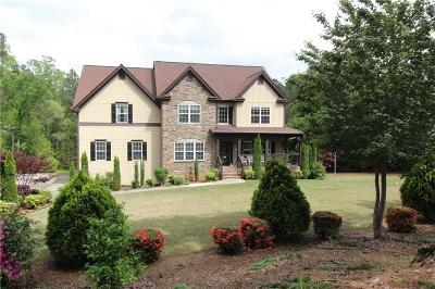 Loganville Single Family Home For Sale: 4081 Grady Smith Road