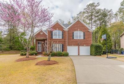 Roswell Single Family Home For Sale: 4304 Summit Oaks Lane NE