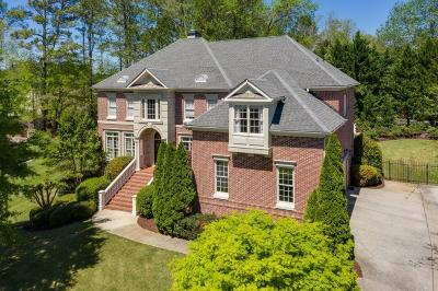 Cobb County Single Family Home For Sale: 1437 Castlebrooke Way
