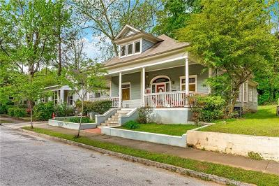 West End Single Family Home For Sale: 501 Dargan Place SW
