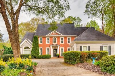 Alpharetta Single Family Home For Sale: 205 Courtyard Place