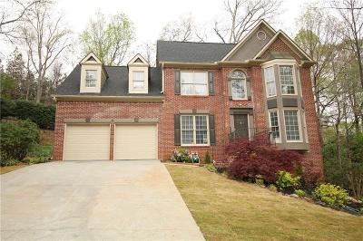 Woodstock Single Family Home For Sale: 1002 Legacy Walk