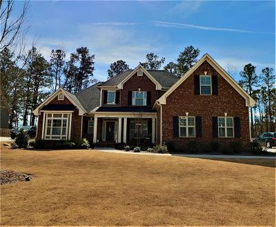 Powder Springs Single Family Home For Sale: 1322 Chipmunk Forest Chase Trail
