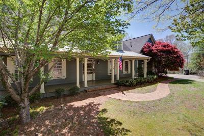 Lumpkin County Single Family Home For Sale: 253 Prospector Ridge