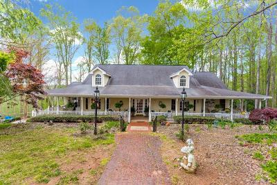 Covington Single Family Home For Sale: 1771 Jersey Social Circle Road