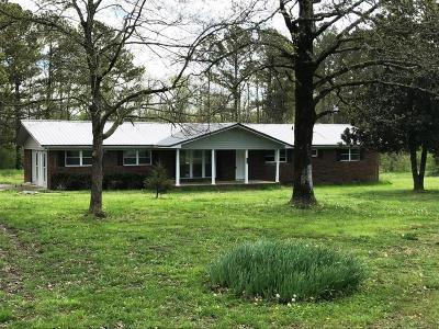 Resaca Single Family Home For Sale: 3958 Maple Grove Church Road