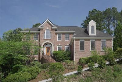 Peachtree Corners Single Family Home For Sale: 4360 Gunnin Road