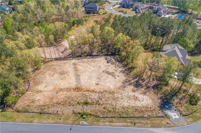 Acworth Residential Lots & Land For Sale: 250 Terrace View Drive