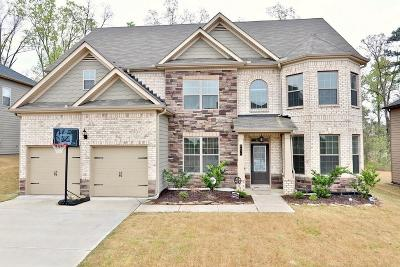 Snellville Single Family Home For Sale: 8071 Hillside Climb Way