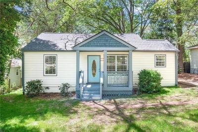 Decatur Single Family Home For Sale: 659 Parker Avenue