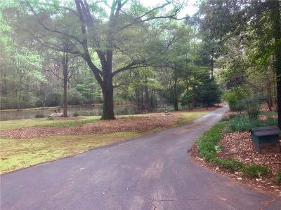 Roswell Residential Lots & Land For Sale: 10475 Crabapple Road