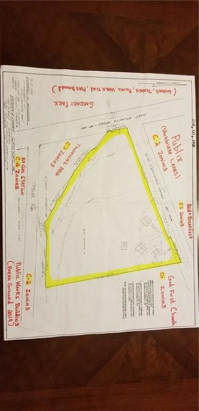 Stockbridge Residential Lots & Land For Sale: 105 Old Conyers Road