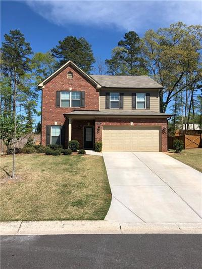 Single Family Home For Sale: 4450 Pleasant Woods Drive
