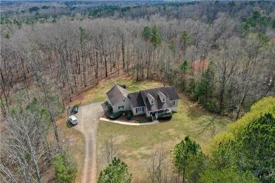 Ball Ground Single Family Home For Sale: 580 Creighton Road