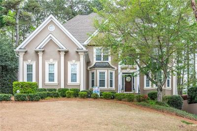 Alpharetta Single Family Home For Sale: 3214 Chipping Wood Court