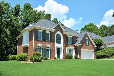 Alpharetta Single Family Home For Sale: 5580 Timson Lane