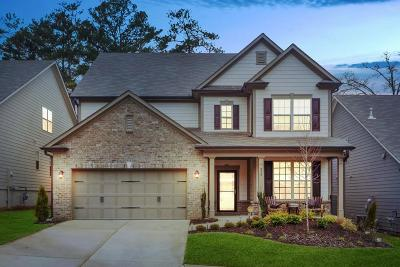 Woodstock Single Family Home For Sale: 319 Chesterfield Cove