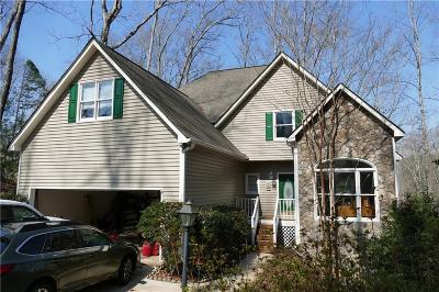 Forsyth County, Gwinnett County Single Family Home For Sale: 9130 Bay Pointe Drive