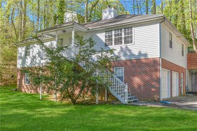 Single Family Home For Sale: 5163 Lakeside Drive