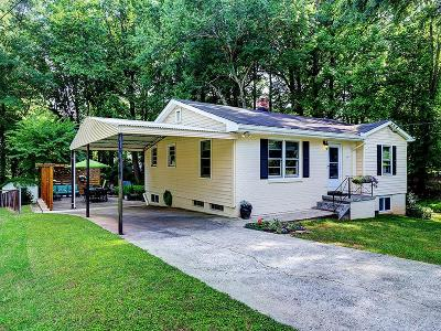 Smyrna Single Family Home For Sale: 1040 Pinehurst Drive SE