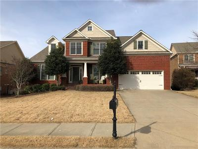 Flowery Branch Single Family Home For Sale: 6249 Stillwater Place